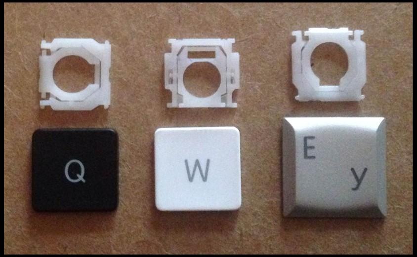Как сделать крепление на клавиатуре
