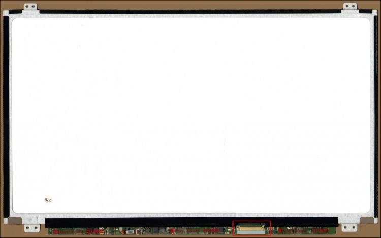 Матрица \ экран для ноутбука B156XTN03 N156BGE-E31